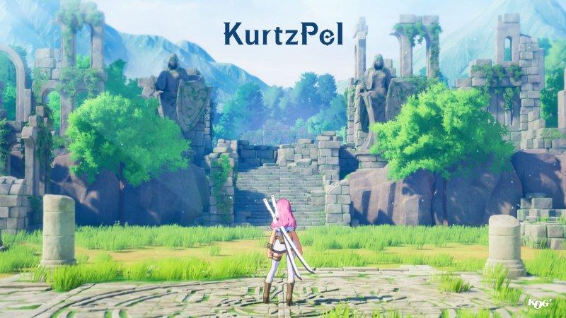 KurtzPel宣传原画第3张