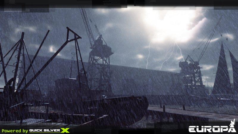 Europa游戏原画第3张