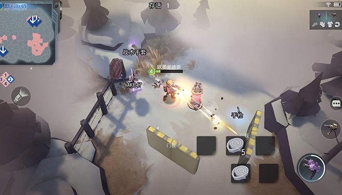 《迷雾求生》试玩视频-17173新游秒懂