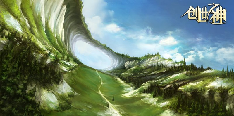 创世之神游戏壁纸第10张