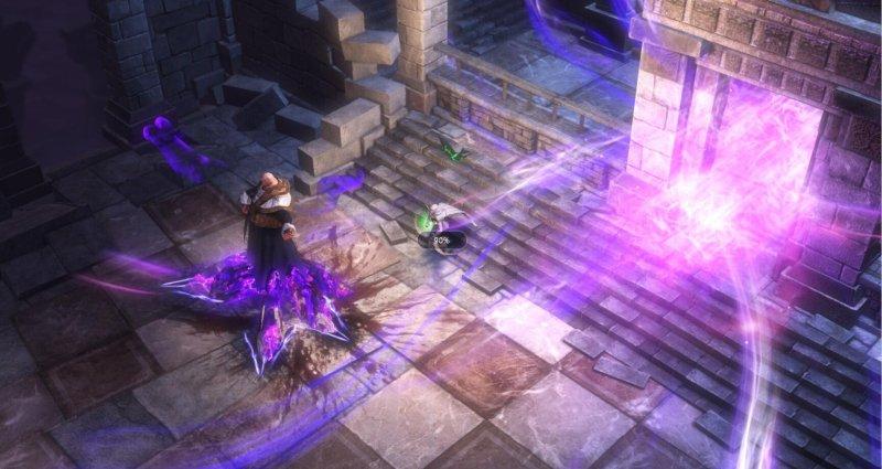 烈焰战纪游戏截图第2张