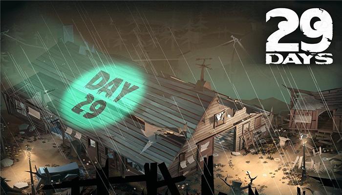 《29天》试玩视频-17173新游秒懂