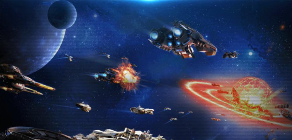 我们的征途是星辰大海,网易手游版星际争霸开启史诗星战
