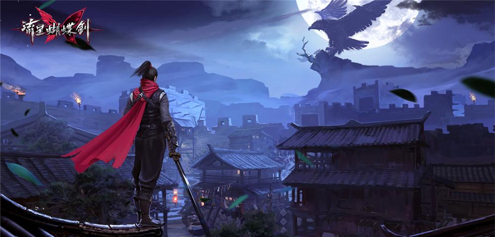当初全国网吧标配的武侠游戏,也是中国游戏的骄傲,如今它出了一款手游