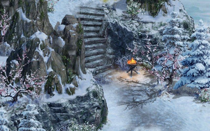 《逍遥江湖3》游戏壁纸第12张