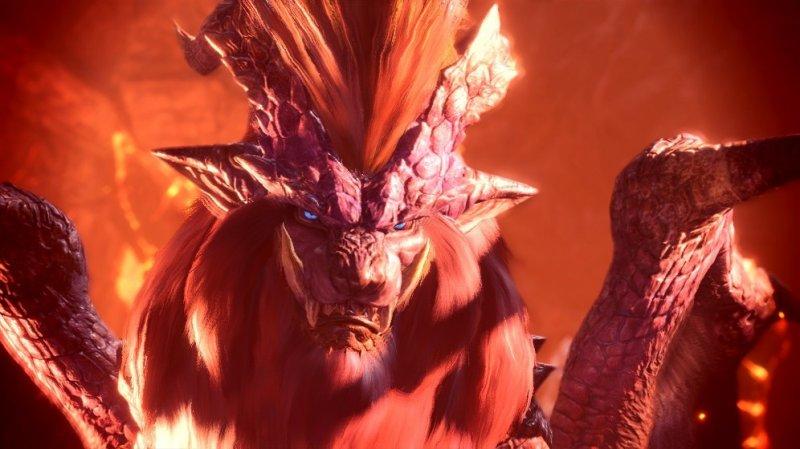 怪物猎人世界实景截图第3张