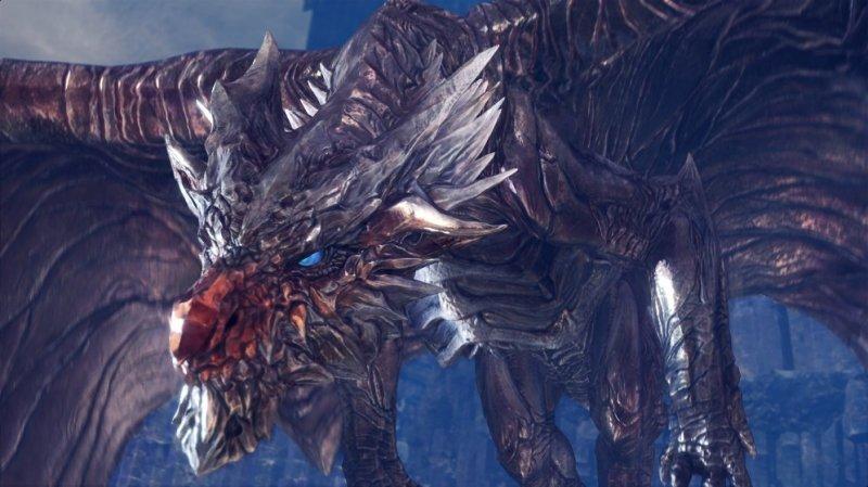 怪物猎人世界实景截图第4张