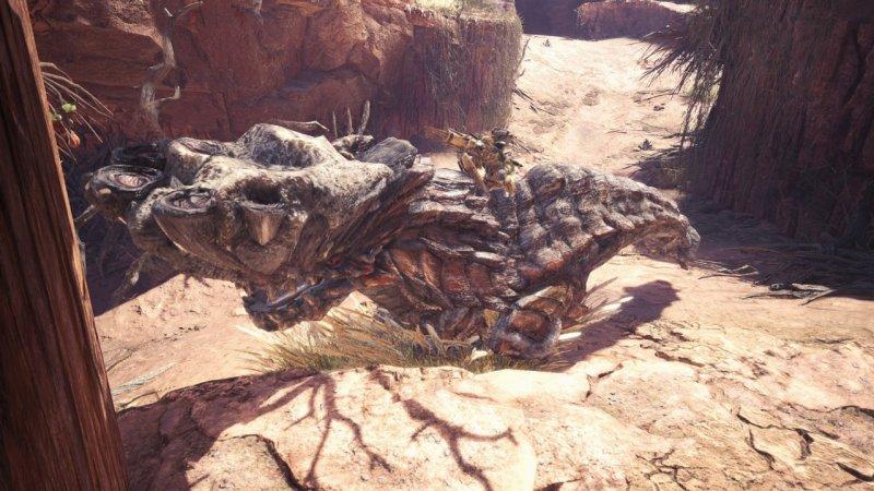 怪物猎人世界实景截图第20张