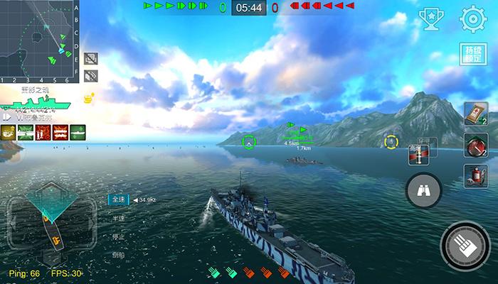 《战舰猎手》试玩视频-17173新游秒懂