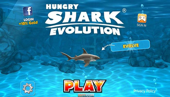 《饥饿鲨进化》试玩视频-17173新游秒懂