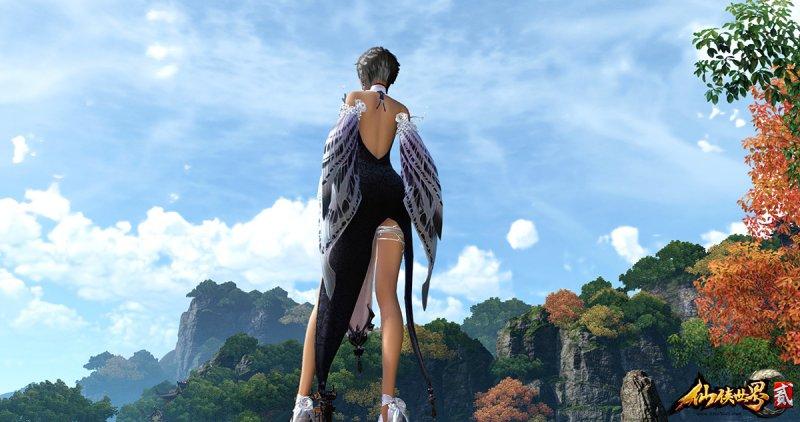 《仙侠世界2》最新截图第3张