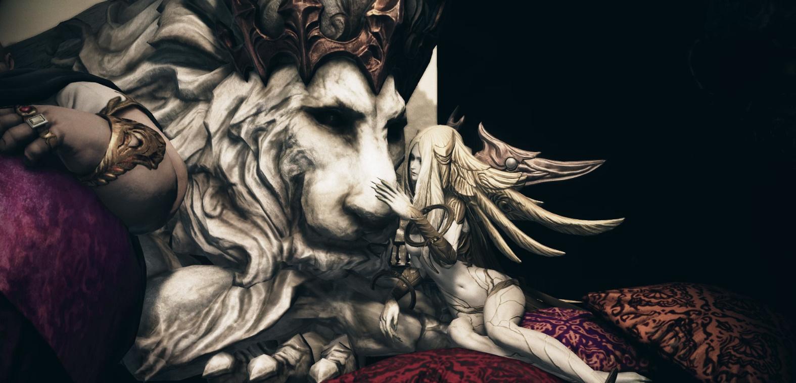 《最终幻想14》公布5.1版本主视觉图
