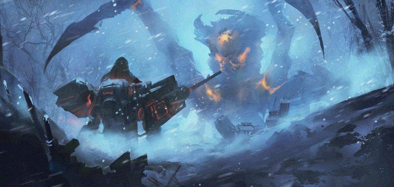 灰烬战线 游戏概念图第7张