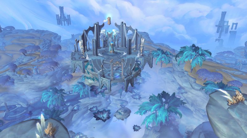 魔兽世界 9.0 全新截图第1张