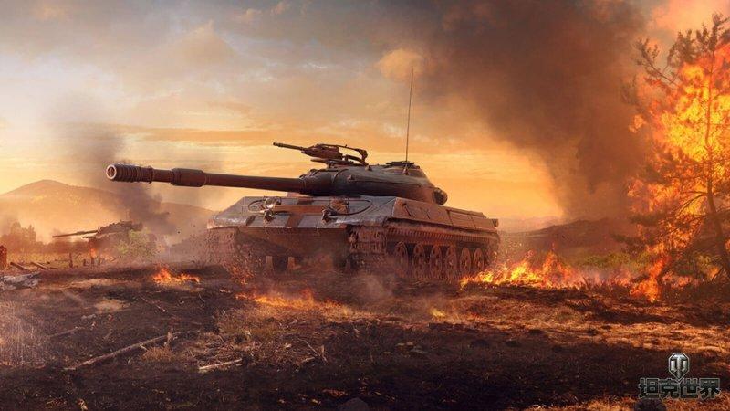 坦克世界 全新截图第2张
