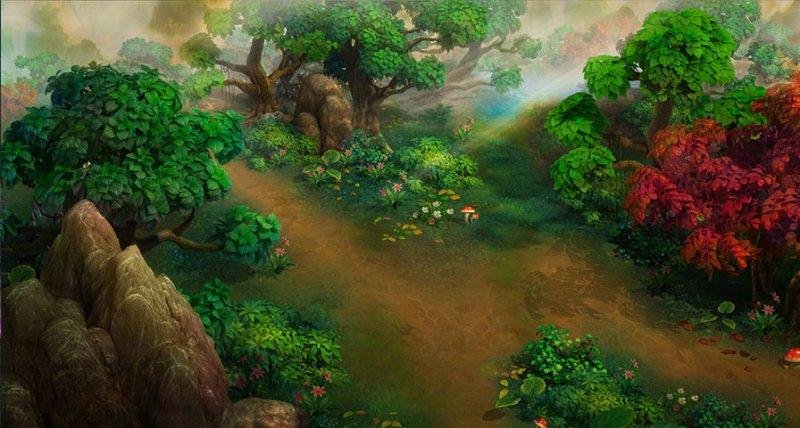 《龙武2》最新版本图集第3张