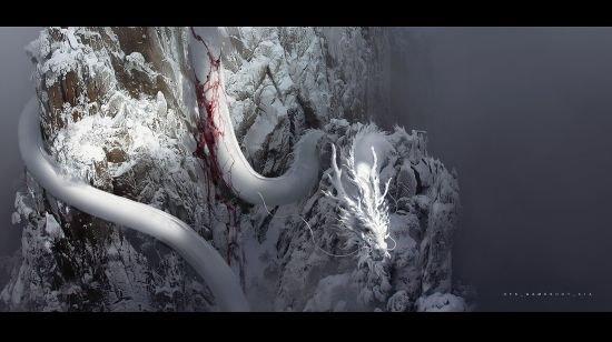 《黑神话:悟空》早期概念图第5张