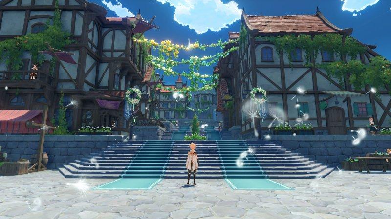 原神1.4版本游戏截图第1张