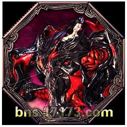 蛇蝎帝王八卦牌