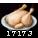 腌制的鸡肉