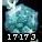 六角宝石结晶