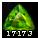 耀眼的三角翡翠