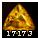 耀眼的三角黄玉